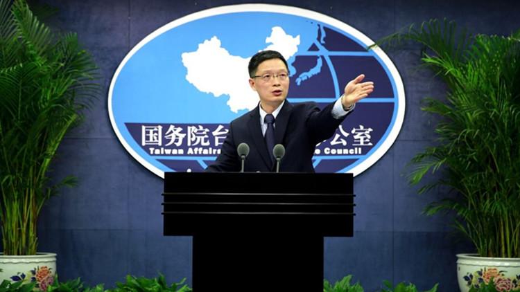 国台办:愿与国民党共同维护两岸关系和平发展