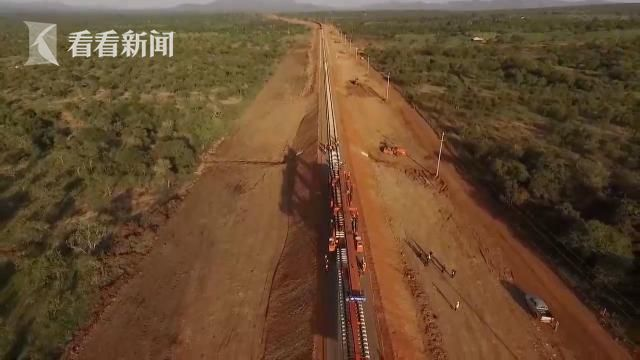 非洲铁建项目