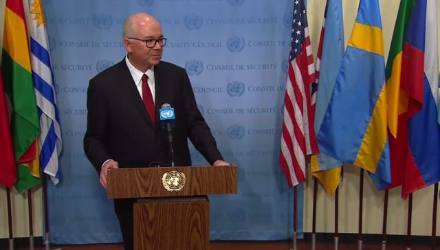委内瑞拉外长指责美国企图干预委俄关系