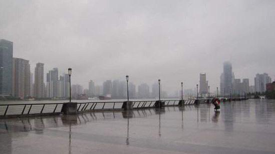 上海今年汛期降水多强流天气偏多 台风强度强