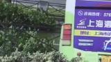 视频|公交车不慎失控冲入河道 所幸无人员伤亡