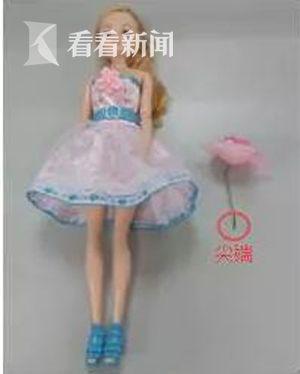 质监电影对儿童玩具展开总局v电影:80批次不合专项老板天堂娃娃图片