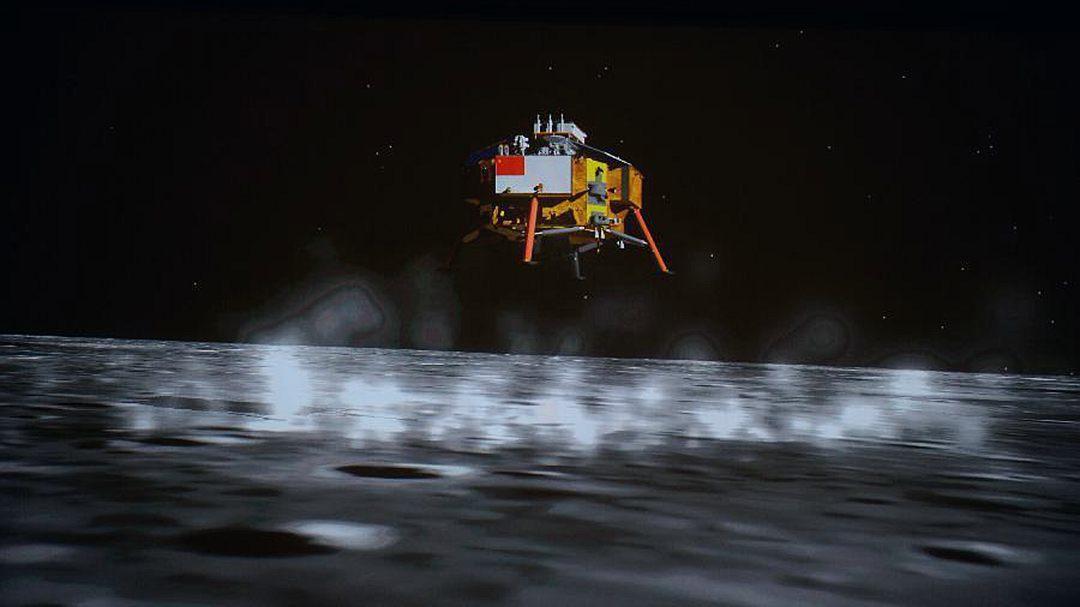 """""""嫦娥五号""""探测器年底前将取回第一抔中国月壤"""