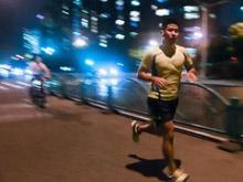 盘点上海适合夜跑的线路 一路风景也不错