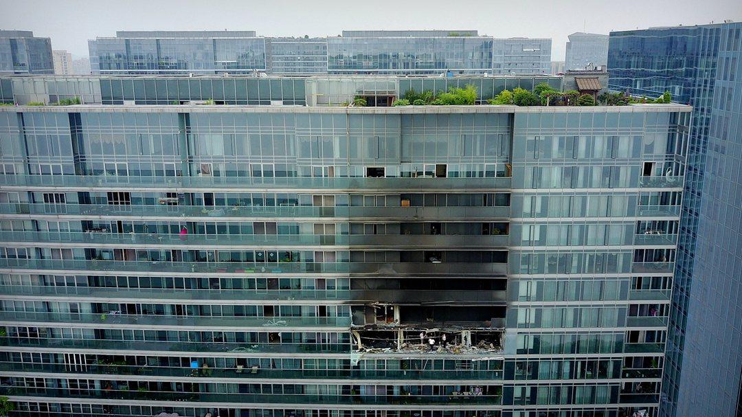 杭州公寓致4人死亡火灾系人为放火 保姆已被控制