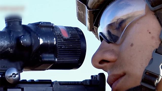 3450米!狙击手破纪录超远击毙恐怖分子