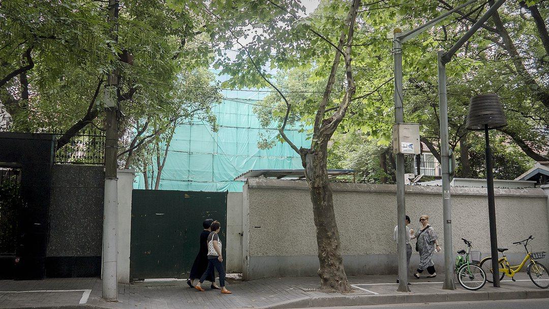 上海静安区严肃处理巨鹿路历史建筑违拆事件