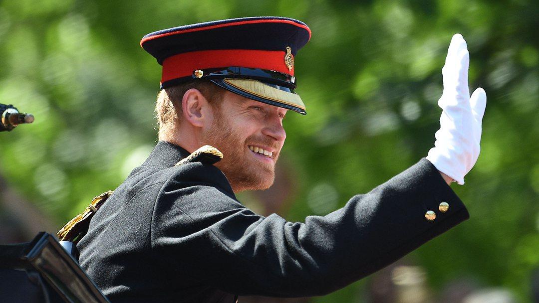 哈里王子接受采访:家里没人想要王位
