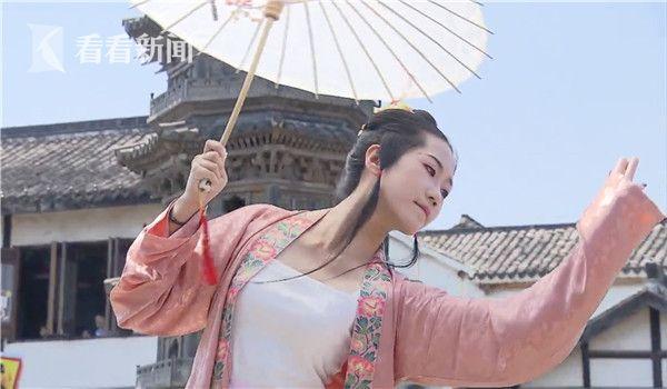 汉服爱好者 北杳(网名)