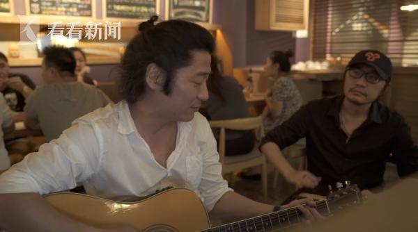 Bono和Kapa弹唱