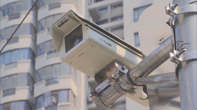 沪交警首次将非机动车纳入电子警察监管