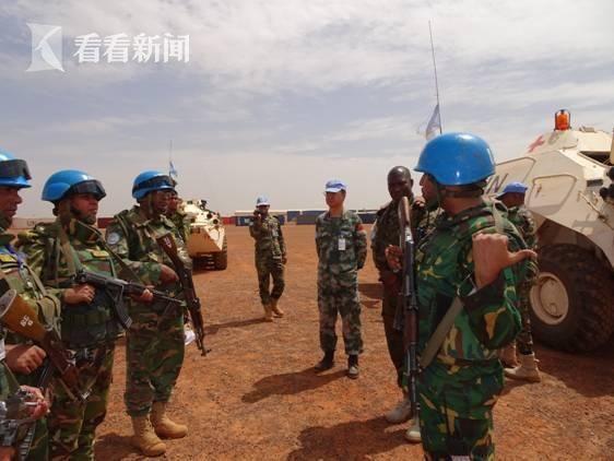 視頻 美麗上海追夢人 強軍新標兵④ 丁盛 從 三尺講臺 走向維和戰場