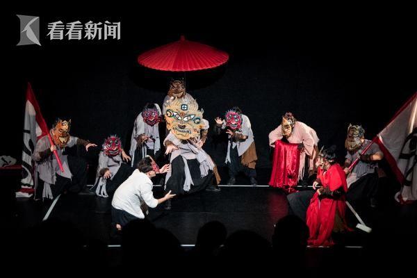 聚焦中国开幕剧目《罗刹国》