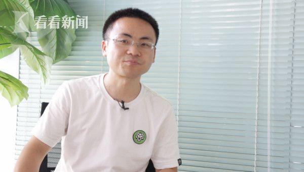 从北京搬来武汉的创业者张亮