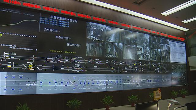 沪地铁8、2、1号线恢复正常 故障系不同原因造成