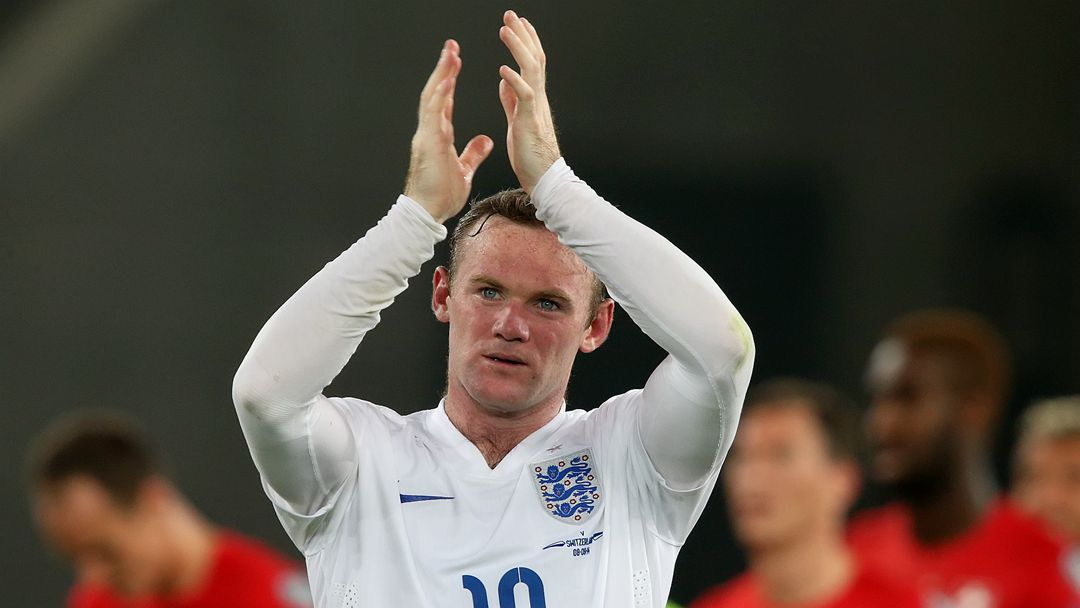 鲁尼退出英格兰国家队 119战53球历史第1射手