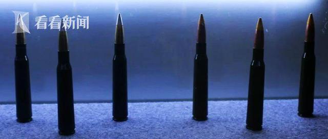 8.6mm精确狙击枪弹