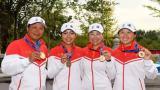上海高尔夫女队夺冠 老将小将协同努力