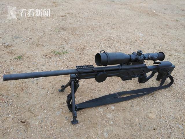 新型7.62mm精确狙击步枪