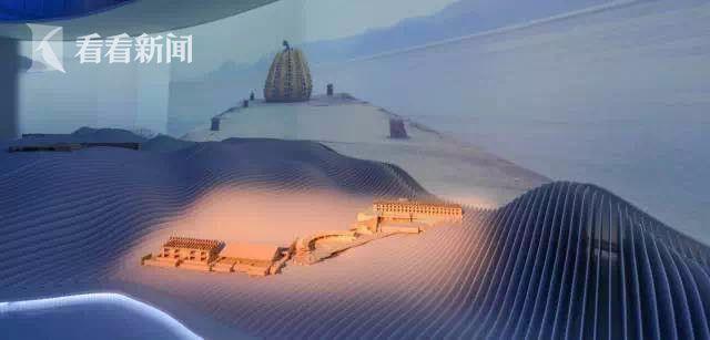 直岛基地模型