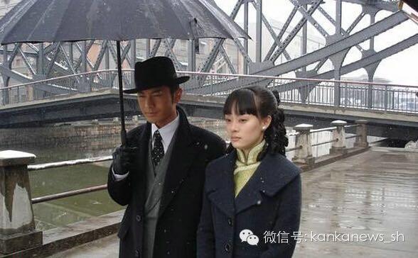 外白渡桥的风雨历史杨烁主演的电视剧杀狼花图片