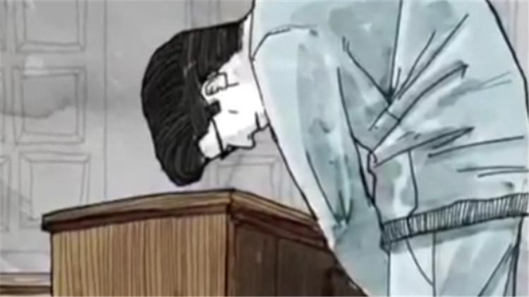朴槿惠泪洒法庭 18年亲信90度鞠躬庭上拒绝作证