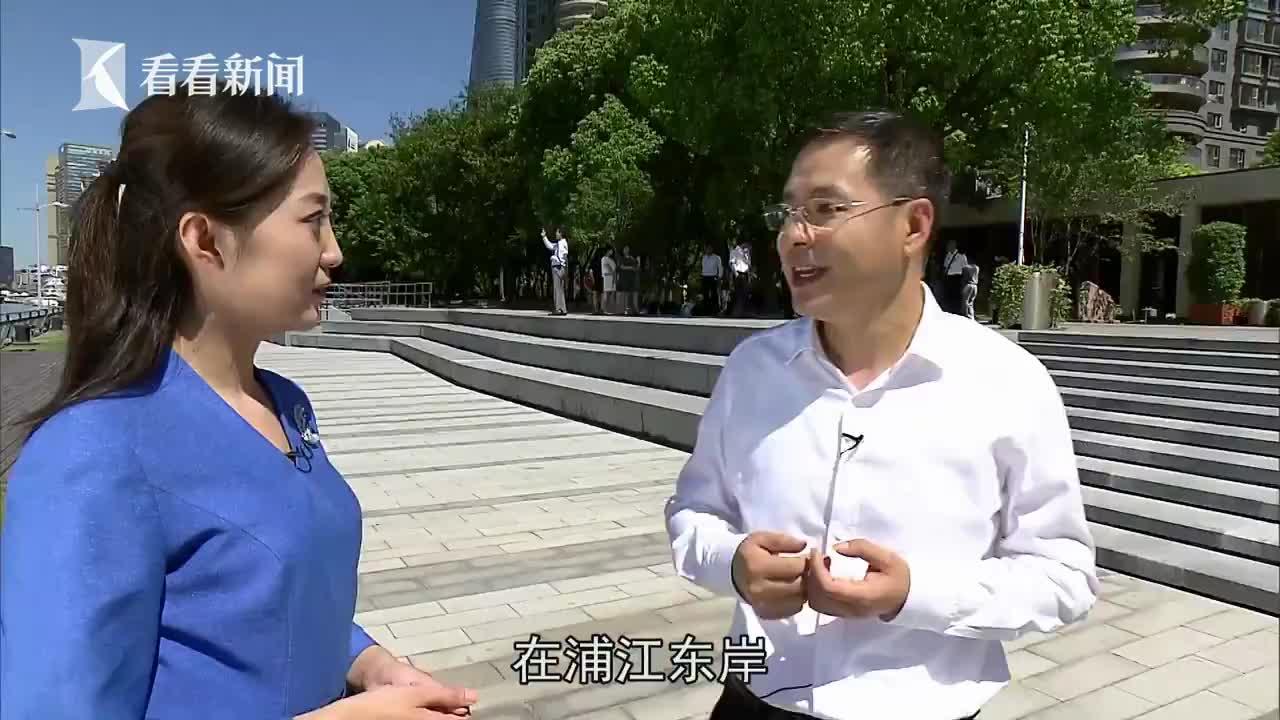 视频|浦东滨江:最长岸线 最美跑道