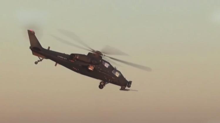 """中型通用直升机""""直20""""研制工程接近尾声"""