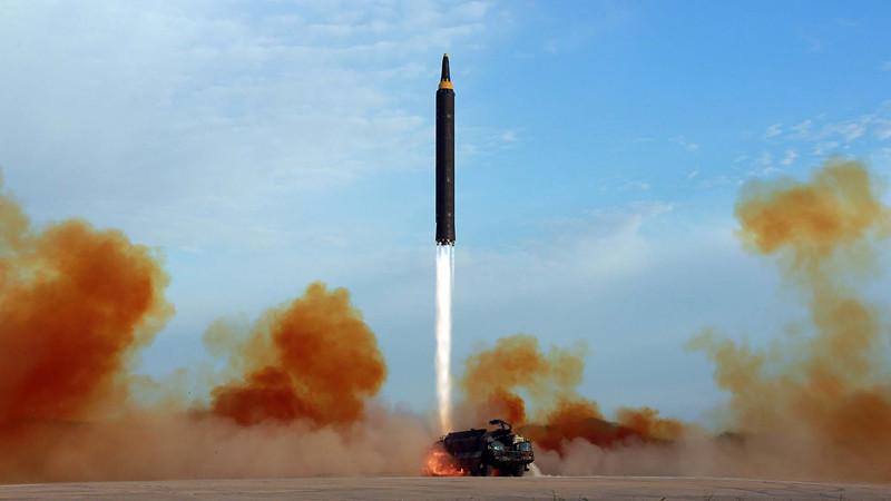 美韩领导人重申以和平方式促朝鲜弃核的目标