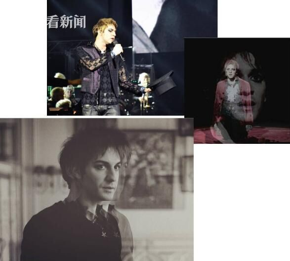 """《摇滚莫扎特》主演米开朗基罗•勒孔特被中国观众亲切称为""""小米"""""""