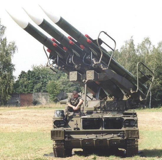萨姆-6导弹