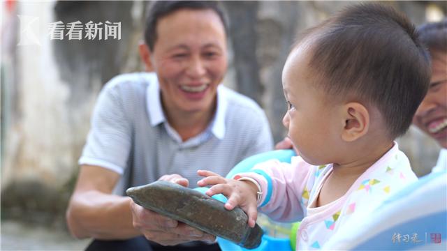歙砚石料在砚山村里常是家族式传承