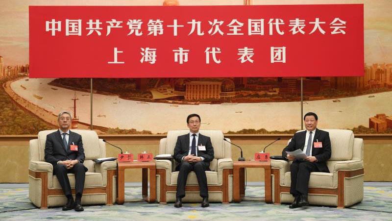 韩正谈上海最让他高兴、最担心、最可期待的数字