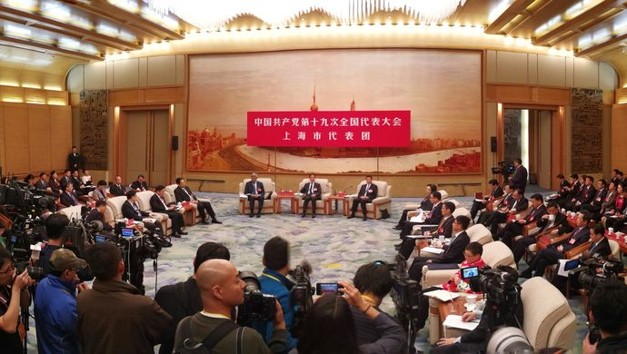 应勇谈上海科创中心建设:要出更好的人才政策