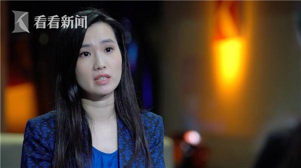 Knews看看新闻记者章一叶采访智库专