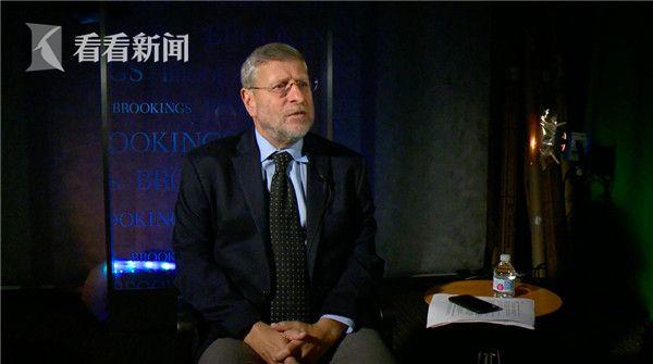 美国布鲁金斯学会资深中国问题专家杜大伟