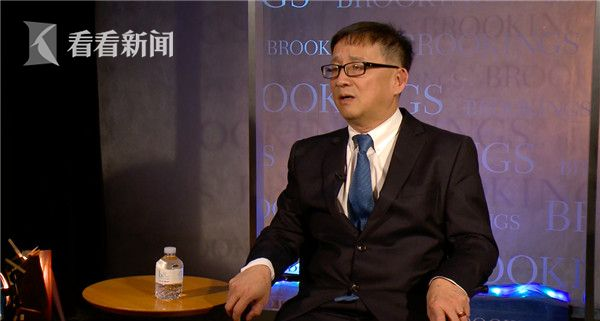 布鲁金斯学会中国中心主任李成
