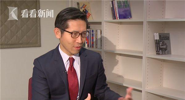 Knews看看新闻记者张经义采访智库专家