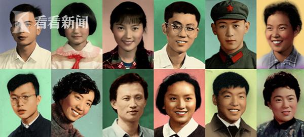 """巨幅肖像""""上海城市记忆浪潮"""""""