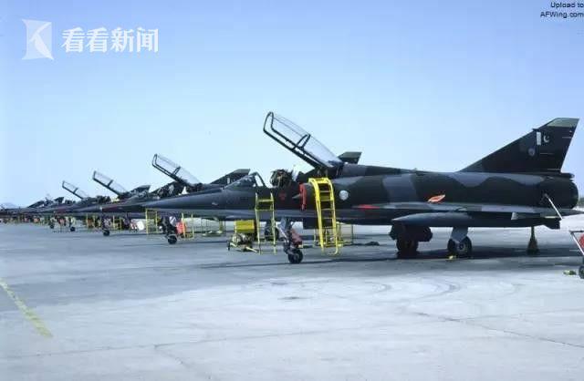 巴基斯坦航空综合体整合一新的老幻影3战机