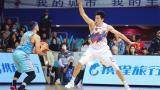上海男篮四连胜 主场110比104力克新疆队