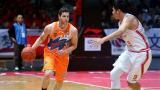 上海男篮客场单外援 87比72战胜八一