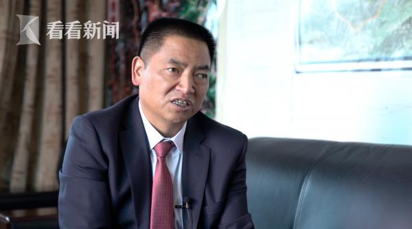 普达措国家公园管理局局长唐华