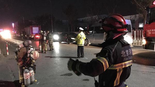 北京大兴11·18火灾起火地点和遇难者死因确定