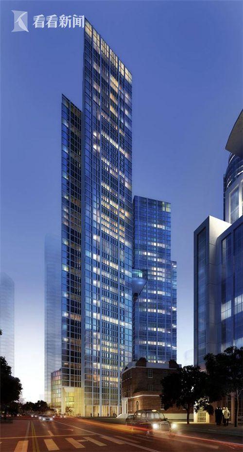 传闻位于伦敦仍未竣工的摩天大楼One Nine Elms也在出售清单上