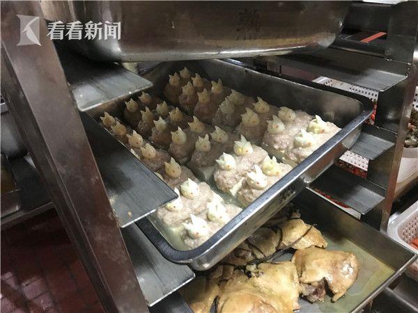 菜品中玉兔的模样栩栩如生
