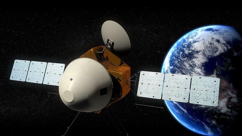 环绕器上海造 我国首次火星探测任务2020年实施