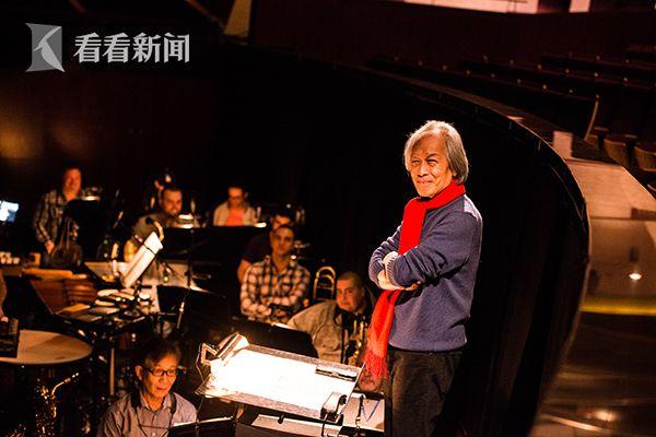 音乐总监唐纳德·陈Donald Chan