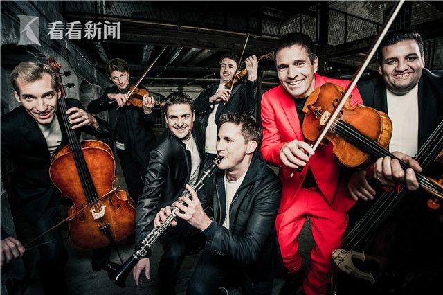 维也纳柏林爱乐音乐家合奏团