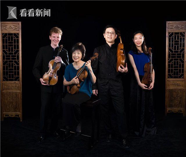 今井信子中提琴四重奏